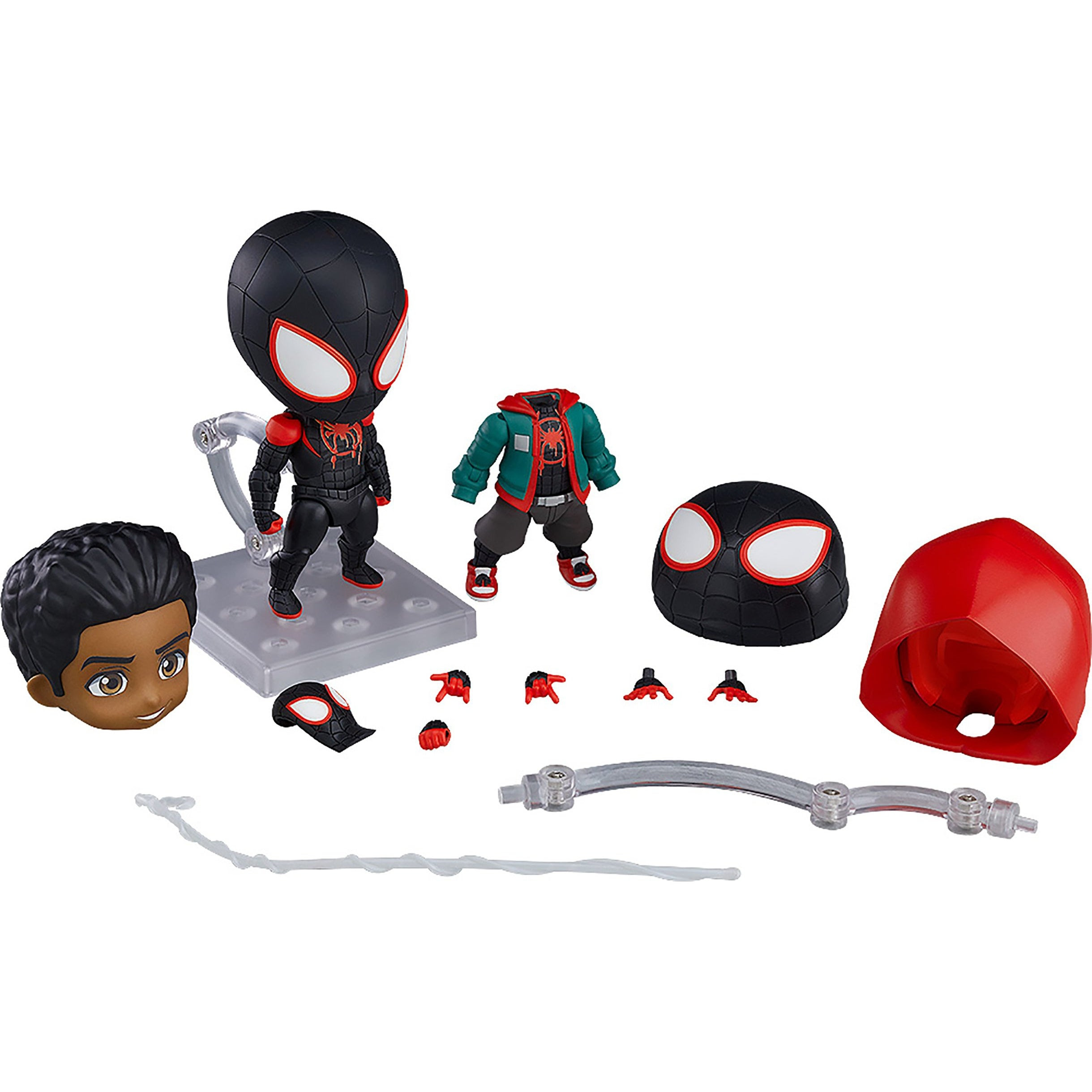 Image of Spider-Man: Into the Spiderverse Miles Morales Nendoroid DX - APRIL 2020