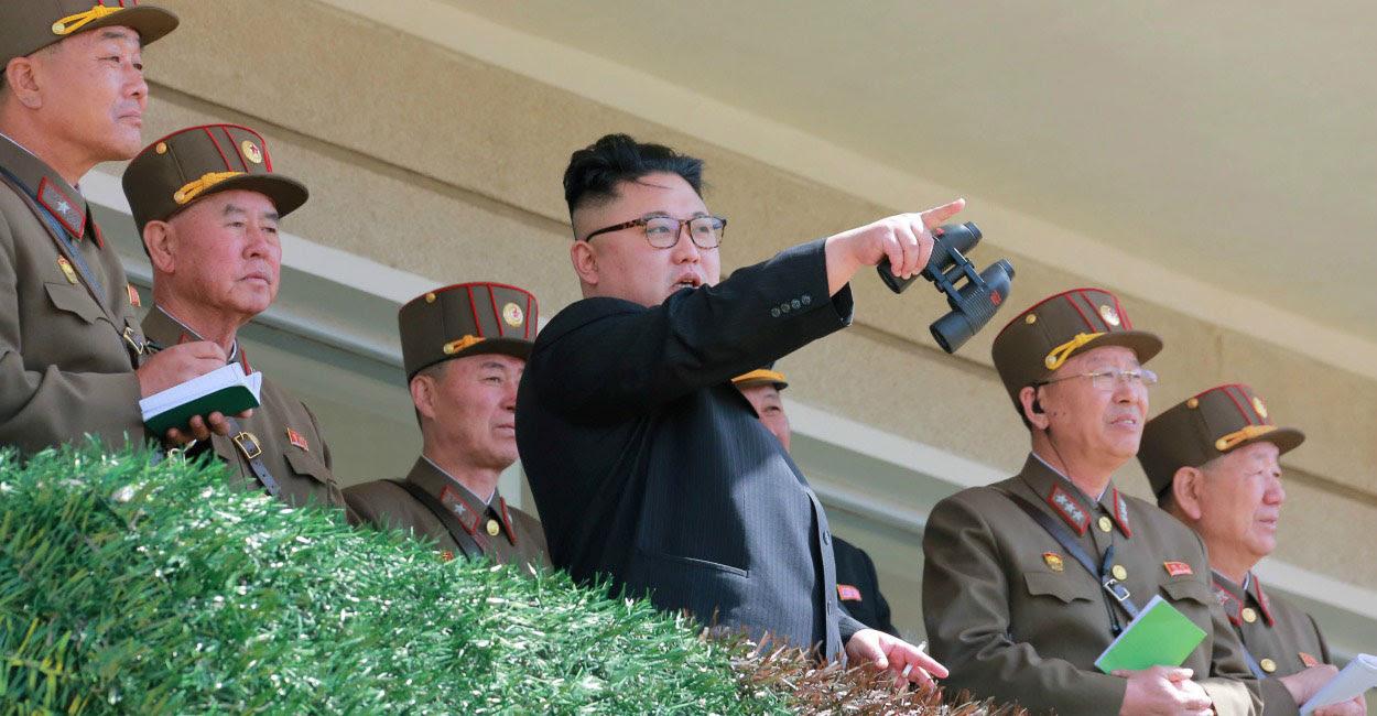 Rising Tensions on Korean Peninsula Put Region at Risk