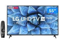 Smart TV UHD 4K LED IPS 55? LG 55UN7310PSC Wi-Fi