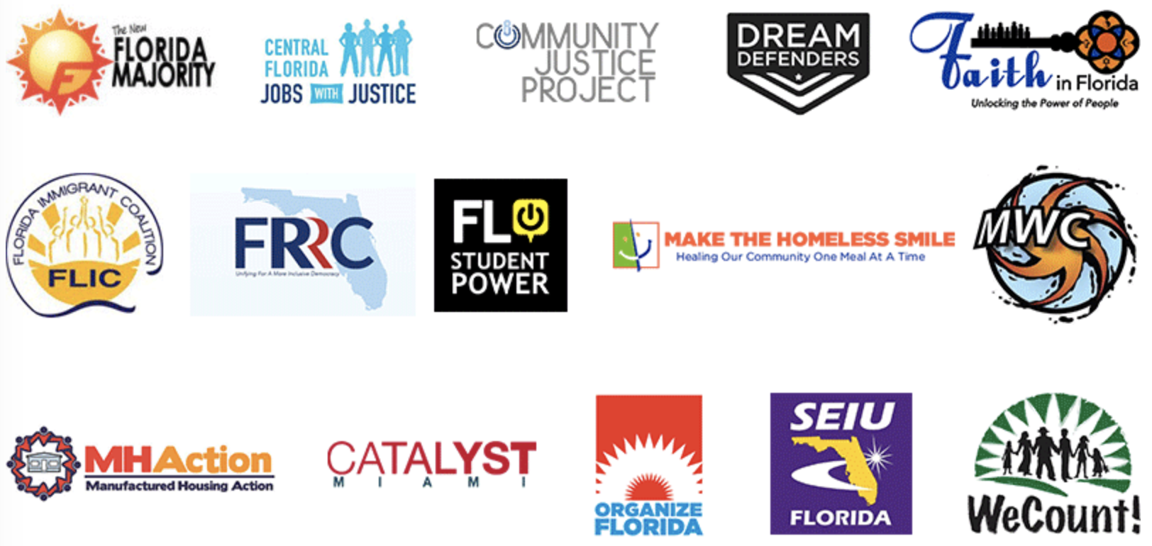 Turn on images to see the Florida hurricane relief fund image.