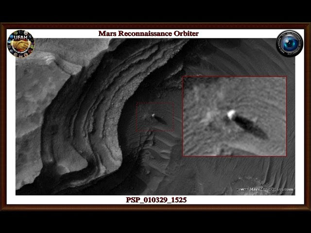 UPDATE REMOVED - An Amazing Sphere Shaped Object, Are Seen On The Martian Surface  Sddefault