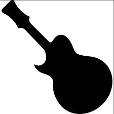 """Résultat de recherche d'images pour """"guitare symbole"""""""