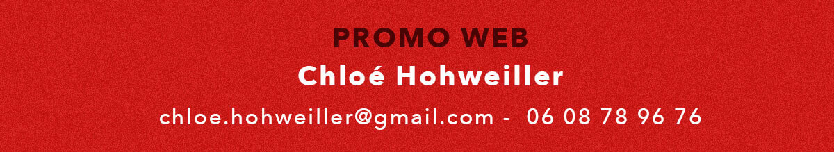 Contact promo web