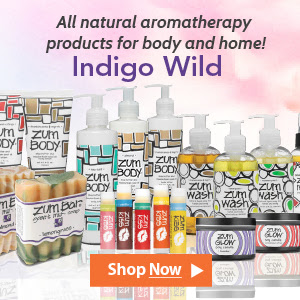 All natural Aromatherapy products for body and home!