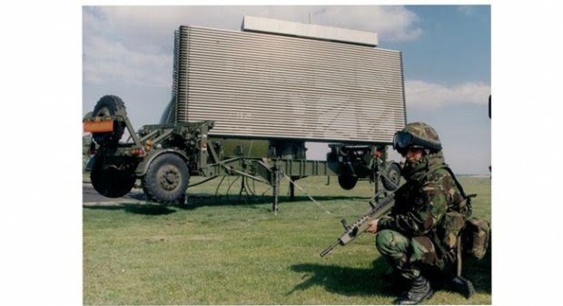 Mengenal Canggihnya Perisai Udara TNI AU