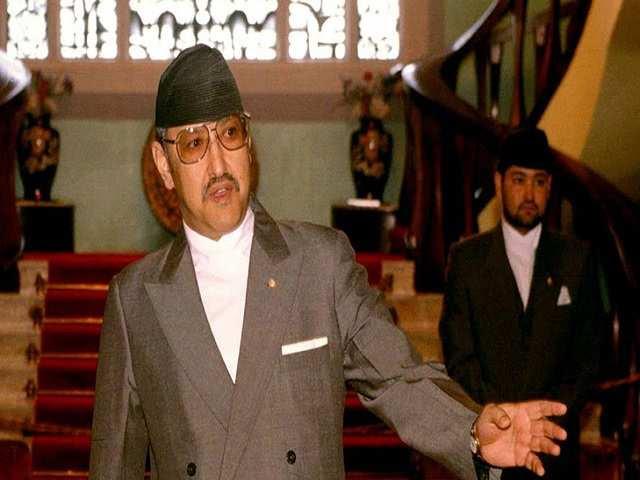Birendra Bir Bikram Shah Dev - 11th king of Nepal (1972-2001)