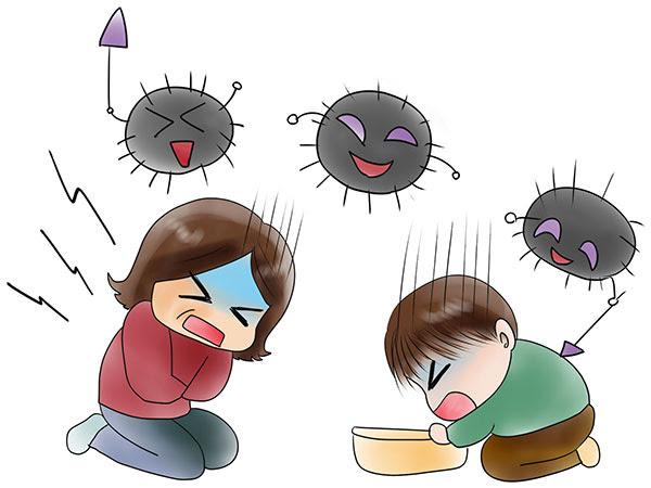 Norovirus symptoms