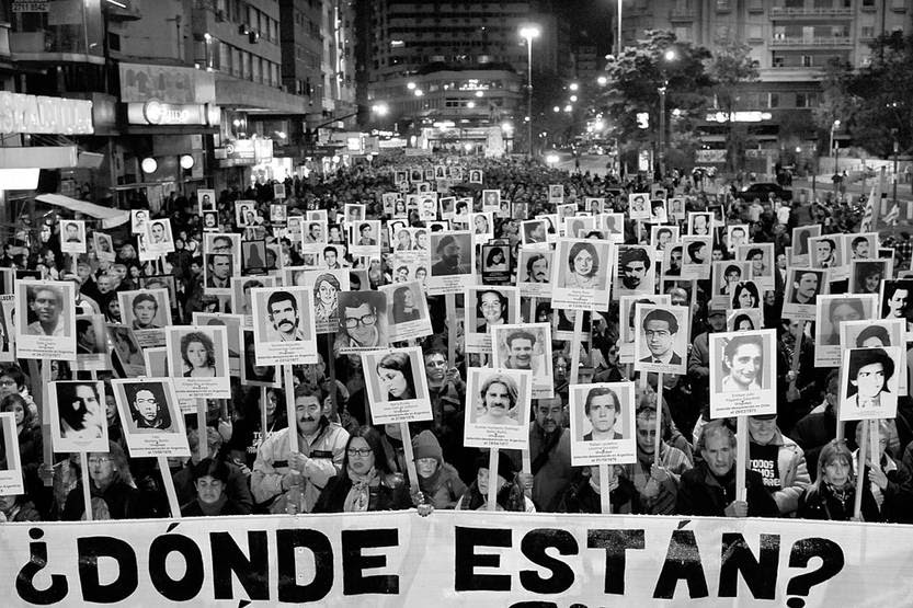Marcha del Silencio de 2014. Foto: Nicolás Celaya