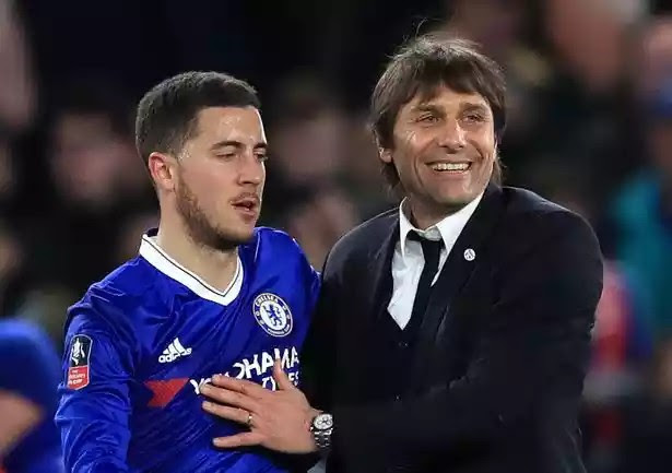 Hazard Blasts Mourinho – Conte Improved Me in a Week