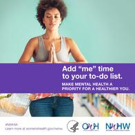 NWHW mental health