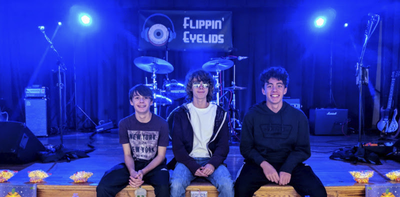 Flippin' Eyelids at Nanjemoy Community Center
