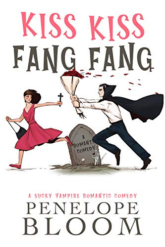 Cover for 'Kiss Kiss, Fang Fang'