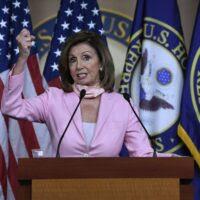 Nancy Pelosi talks about retirement