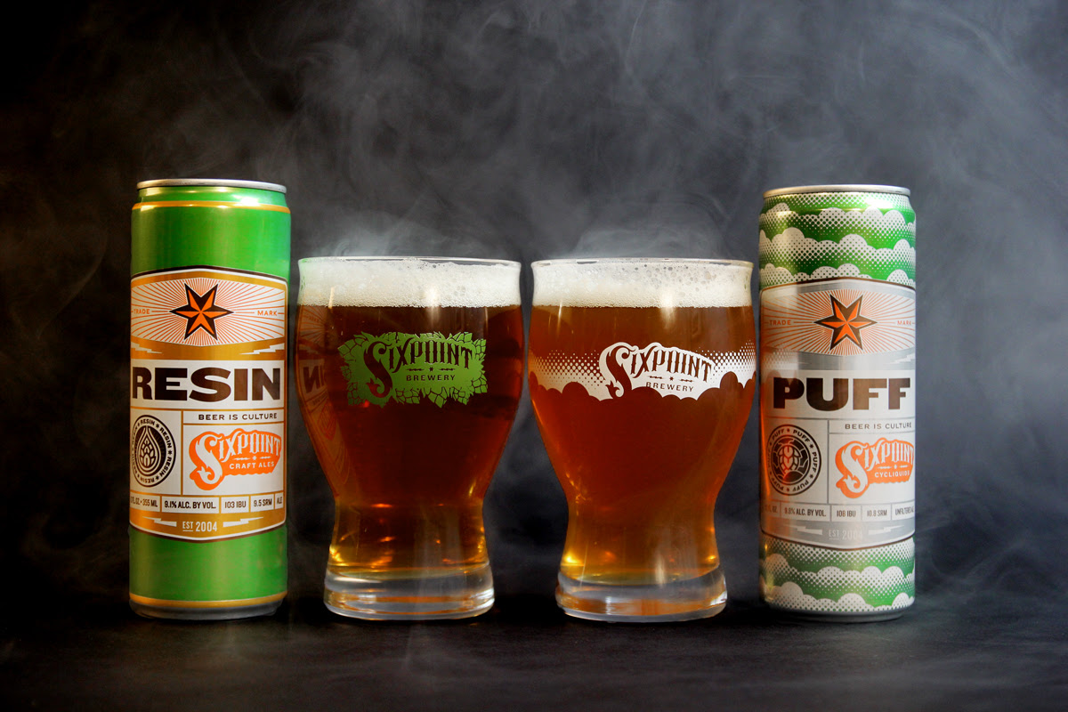 PUFF IIPA vs. Resin IIPA