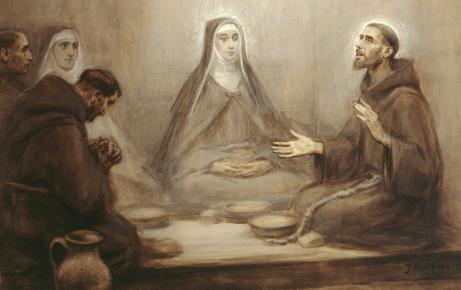 11 sierpnia – Wspomnienie św. Klary – MISERICORS – Codzienna ...