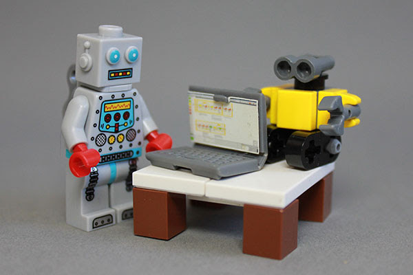 Robotics using the LEGO WeDo® System