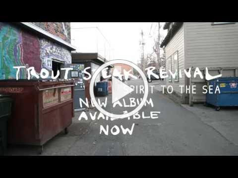 Trout Steak Revival- Spirit to the Sea: Album Release (Promotional)