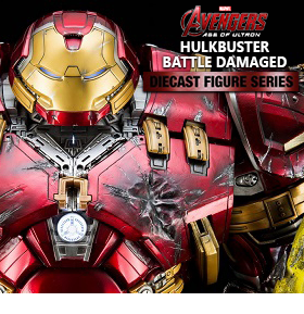 1/9 SCALE DIECAST HULKBUSTER FIGURE