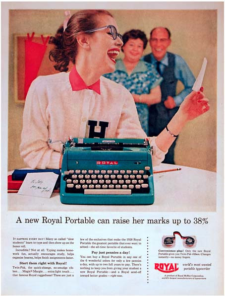 1958royaltypewriter