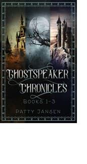 Ghostspeaker Chronicles: Books 1–3