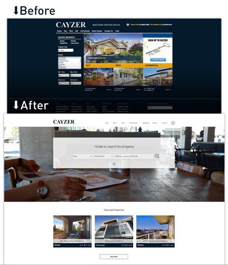 Cayzer Compare Site