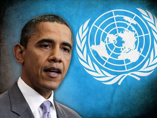 Forget Presidency, Obama Campaigns To Rule the United Nations...Then The World! Only One Thing In His Way…