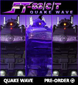 QUAKE WAVE