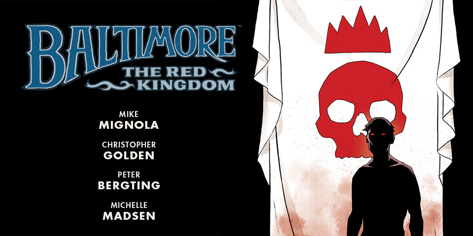 Baltimore: The Red Kingdom #2