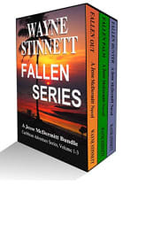 Fallen Series Box Set by Wayne Stinnett