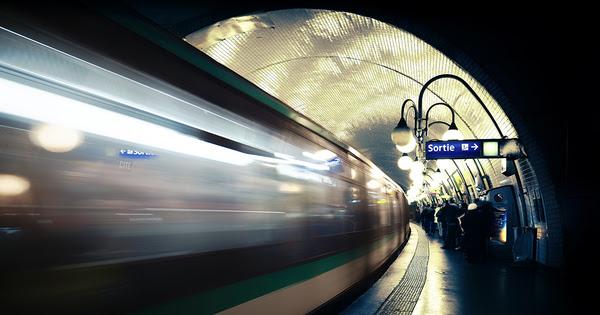 Pollution de l'air dans le métro: la Région Île-de-France commande une étude à Airparif