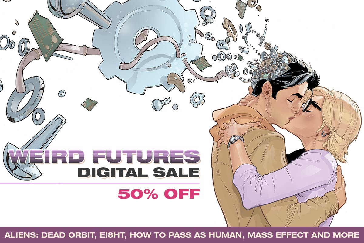 WEIRD FUTURES DIGITAL SALE