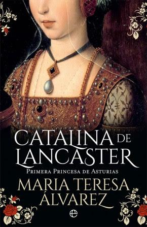 Portada de Catalina de Lancaster