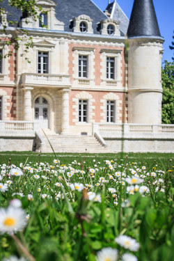 Château Lamothe Bergeron ©David Remazeilles (Gironde Tourisme)