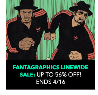 Fantagraphics Linewide Sale: up to 56% off! Sale ends 4/16.