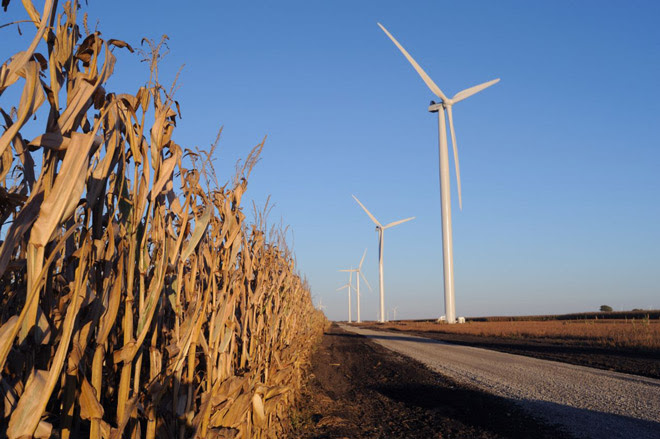 NIPSCO - FERC - Indiana wind farms - Meadow Lake Wind Farm (Meadow Lake Wind Farm)