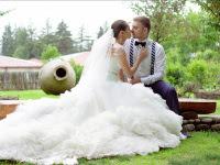 Свадьба в Грузии - Бракосочетание в Сигнаги