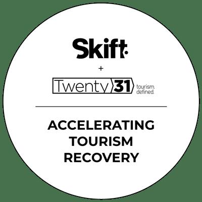 destination recovery, skift, twenty31, travel marketing, COVID-19