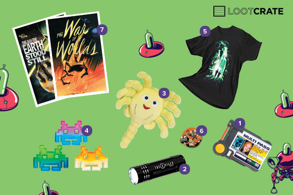 Loot Crate Wrap Up