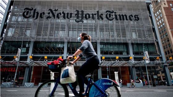 Supreme Court Judge Rules New York Times Used 'Deceptive Disinformation' To Smear Project Veritas Image-553