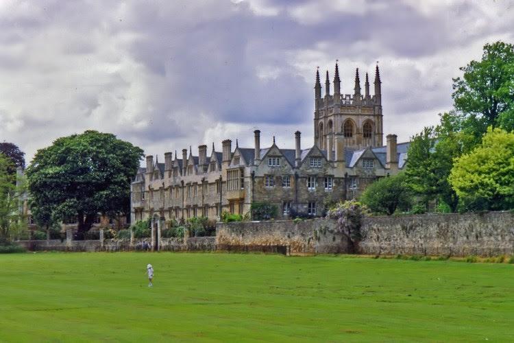 السياحة في بريطانيا - أكسفورد