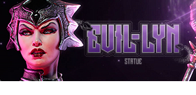 SIDESHOW EVIL-LYN STATUE
