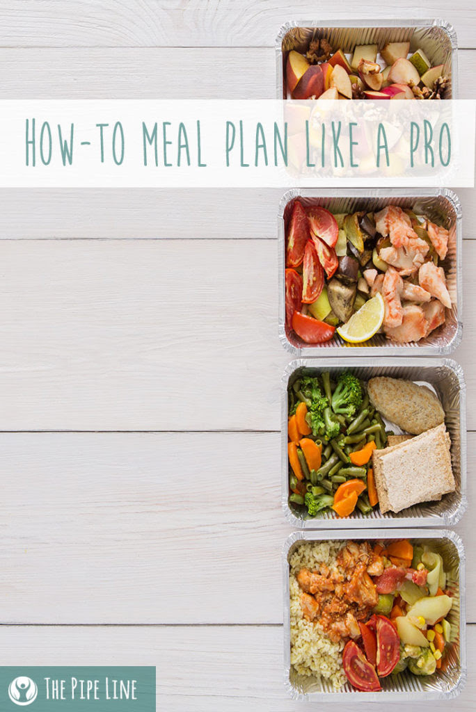 How To Meal Plan Like A Pro...