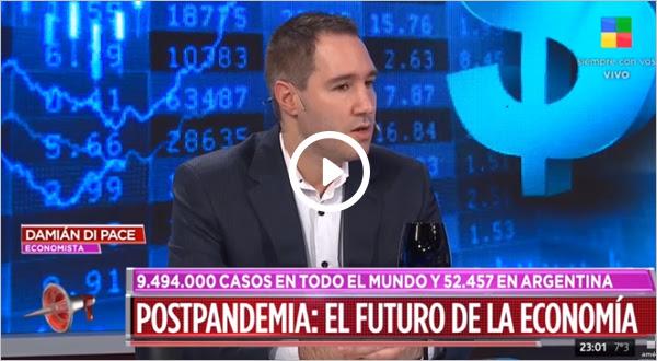 Postpandemia: el futuro de la economía