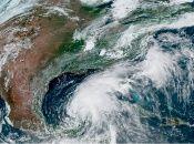 El Centro Nacional de Huracanes de EE.UU. descartó que Cristóbal pueda convertirse en huracán.