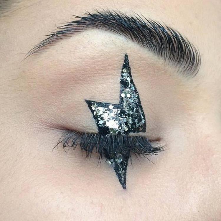 maquiagem-carnaval-raio-no-olho