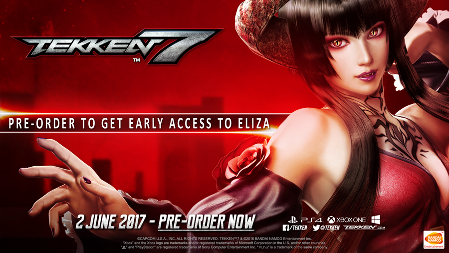 Tekken 7 Post Launch Content