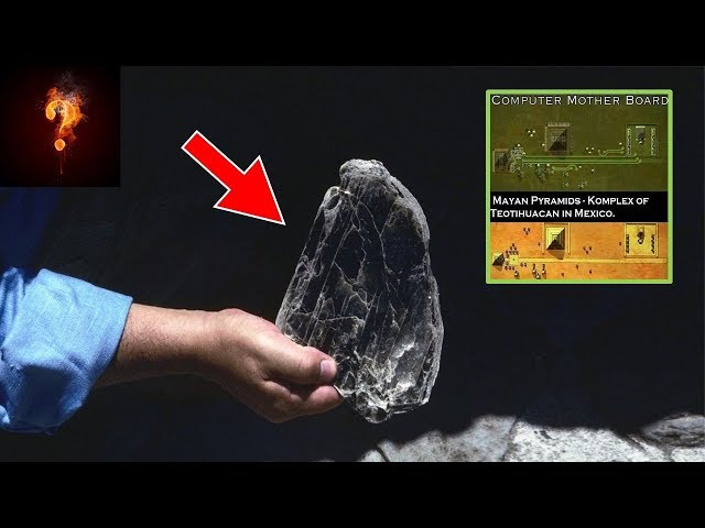 """Electrical Material"" Found In The Pyramids?  Sddefault"