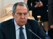 Serguiev Lavrov sostuvo que se podría desplegar a la policía militar rusa para garantizar la seguridad en la zona.