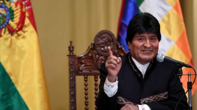 Bolivianos vão às urnas no domingo para eleger presidente