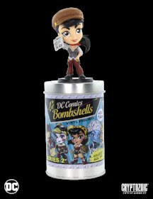 """New York Comic Con Edition"" Lois Lane DC Lil Bombshells vinyl figure"